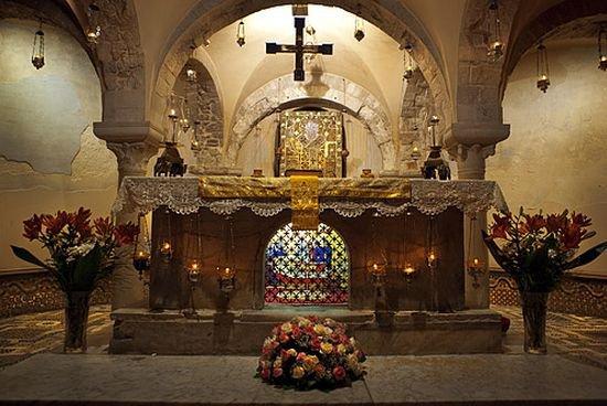 Гробница святого Николая. Фото kremenchug.ua