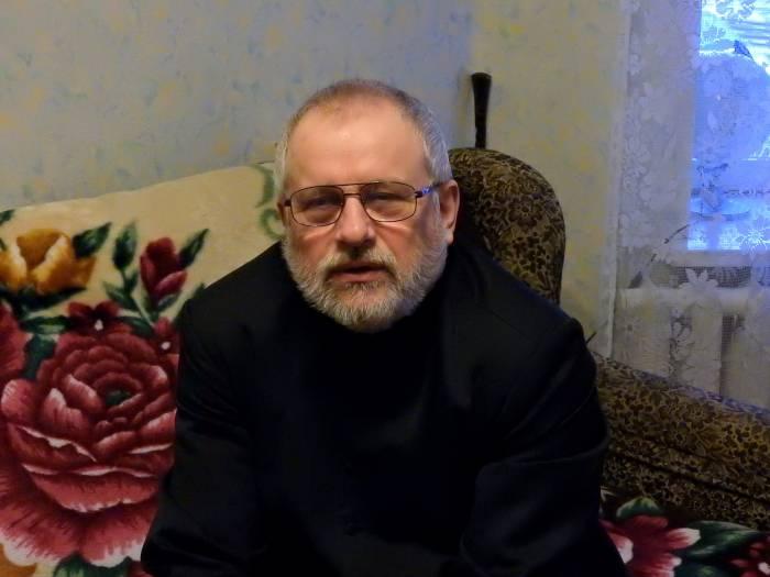 отец Станислав из витебской парафии святого Антония Падуанского