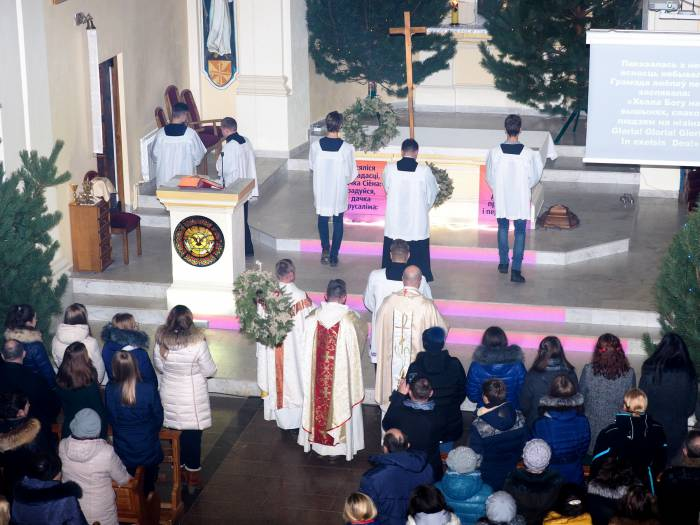 рождество католики
