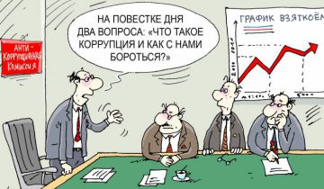 коррупция