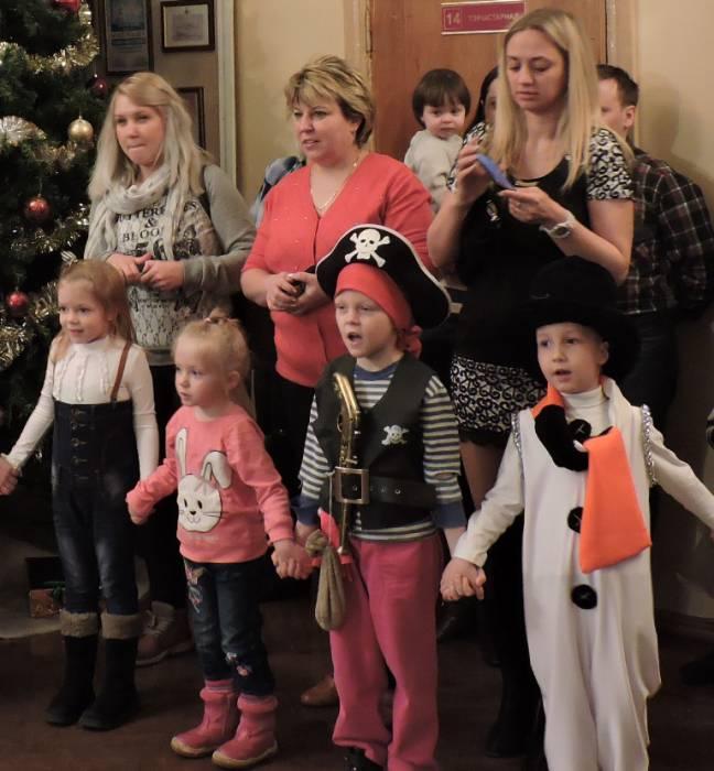 10 мест в Витебске, где можно весело отметить Новый год с детьми