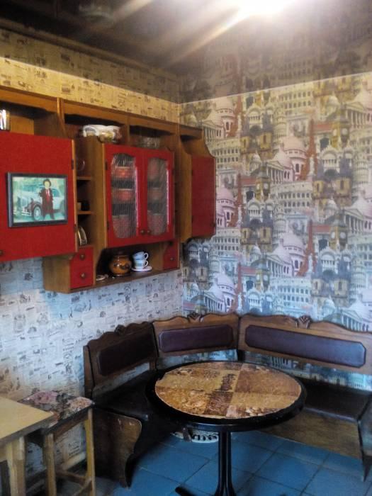 Кухня в коттедже Натальи. Фото Н.Г. Костюченко