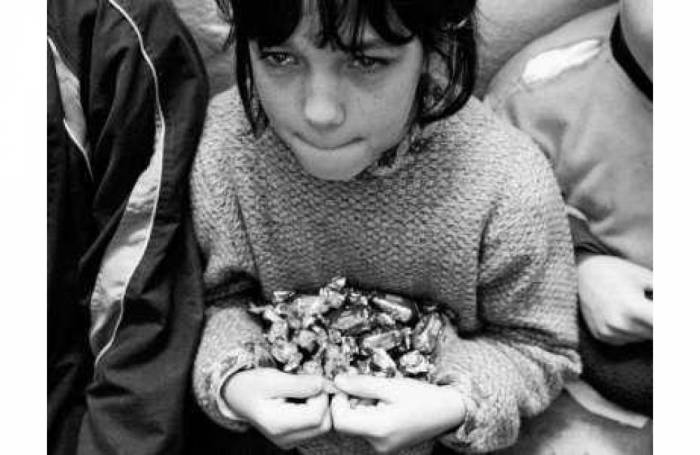 Больше всего детям в детдоме не хватает сладостей. Фото svidetel24.info
