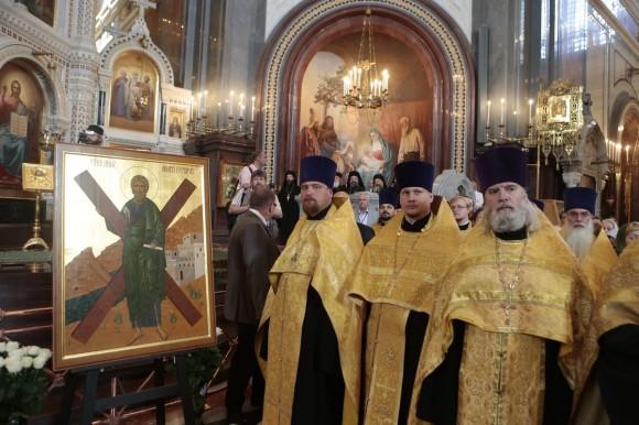 Во многих храмах 13 декабря пройдут праздничные богослужения. Фото pobeda.ru