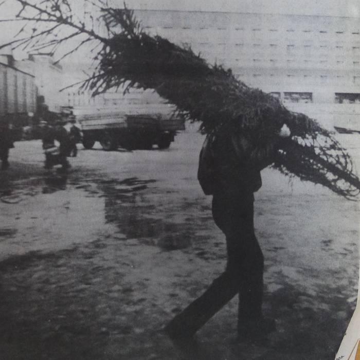 """По пять рублей, но большие. """"Народнае слова"""", 1991 год. Фото Анастасии Вереск"""