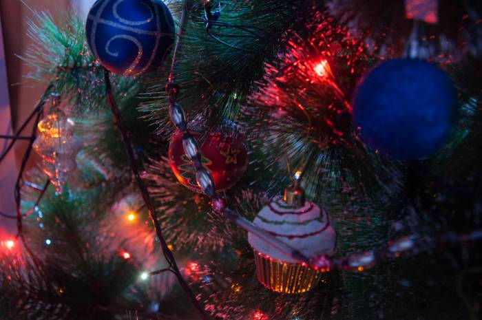 Новый год - это всегда сказка. Фото Анастасии Вереск