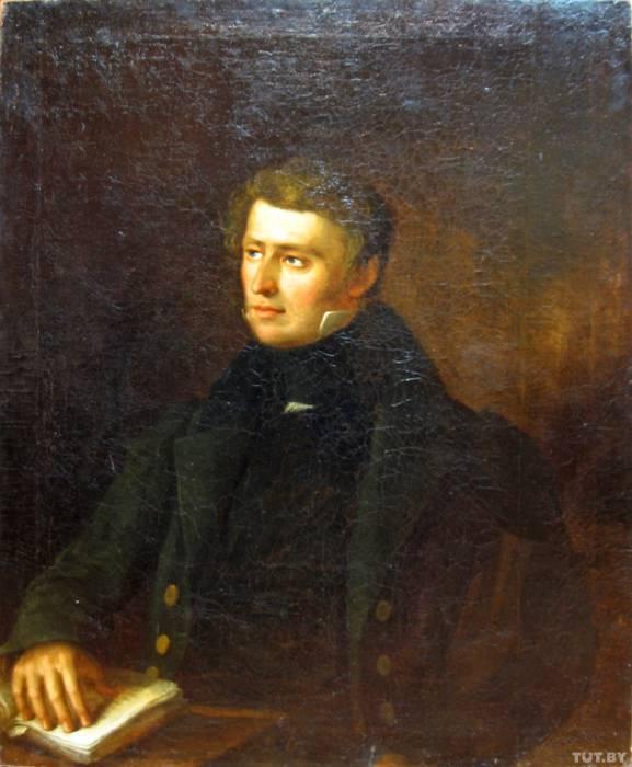 Портрет Томаша Зана кисти