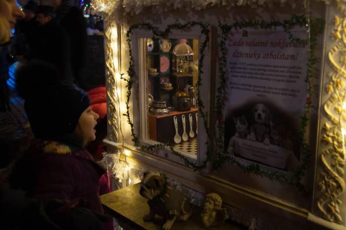 Кукольный домик действительно завораживает. Фото Анастасии Вереск