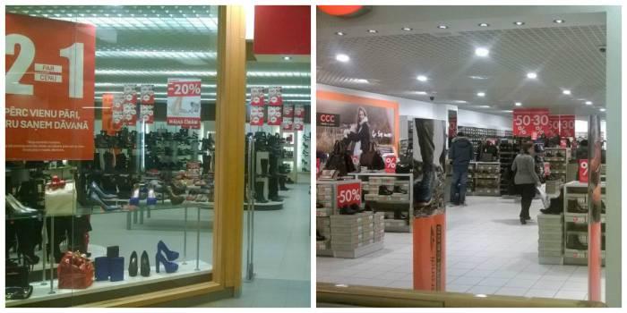 Магазины пестрят скидками. Фото Анастасии Вереск