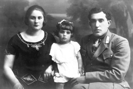 Яков Самушкевич с семьей. Фото shtele.io.il