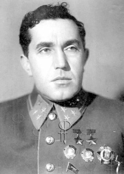 Яков Смушкевич. Фото hrmbsu.by