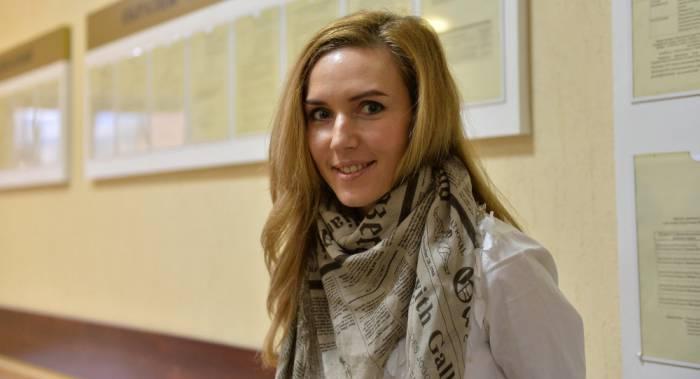блогер Елена Мельникова