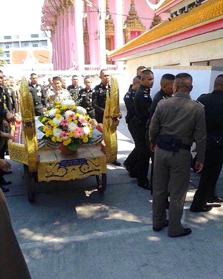 Похороны Фи-Фи. Источник: ru.hellomagazine.com