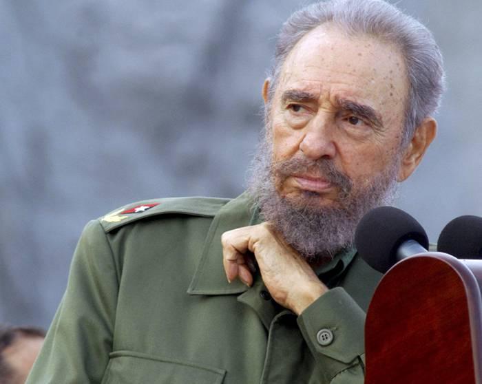 Фидель Кастро. Фото cdn.tvc.ru