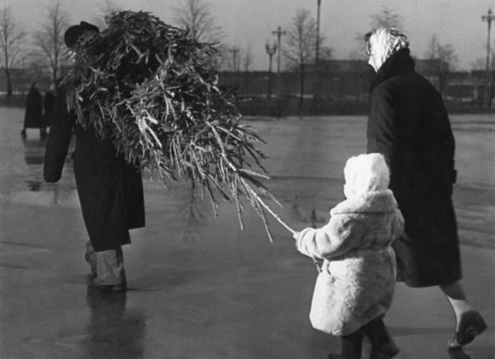 1950-е. Фото Николая Рахманова с сайта fototelegraf.ru