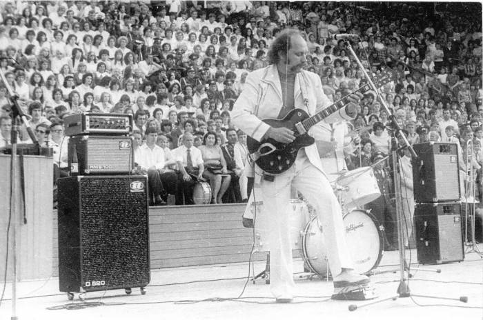 Концерт к 1000-летию города, 1974 г. Источник pesnyary.com