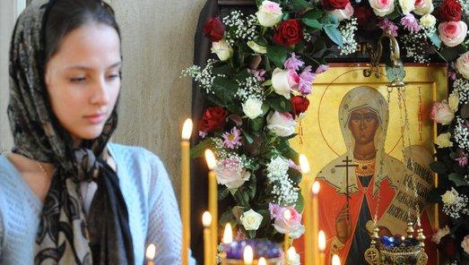 В Татьянин день принято ходить в церковь. Фото elitsy.ru