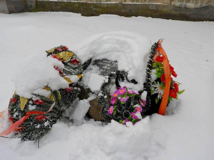 В 1993 году был установлен памятный знак у клуба металлистов с текстом: «Здесь будет установлен мемориальный знак в память узников Витебского гетто, жертв фашистского геноцида в 1941—1944 г»