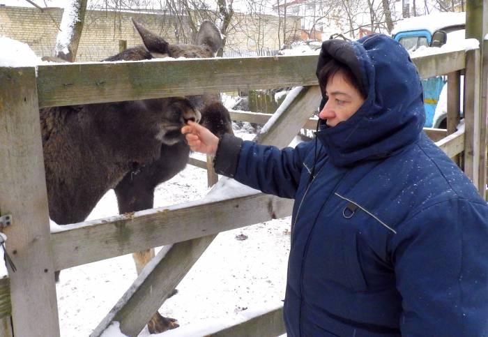 директор зоопарка Орлова