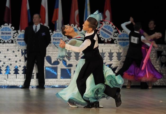 бальные танцы