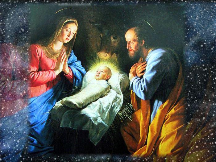 Рождество Христово - один из самых любимых праздников у верующих. Фото evenyspro.ru