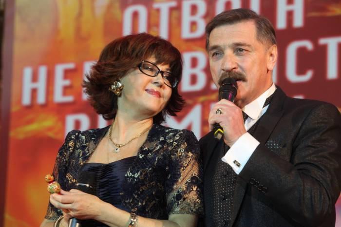 Тиханович и Поплавская