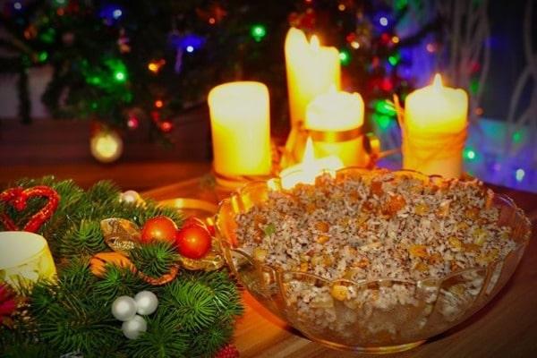 Кутья - главное блюдо на праздничном столе. Фото otvet.mail.ru