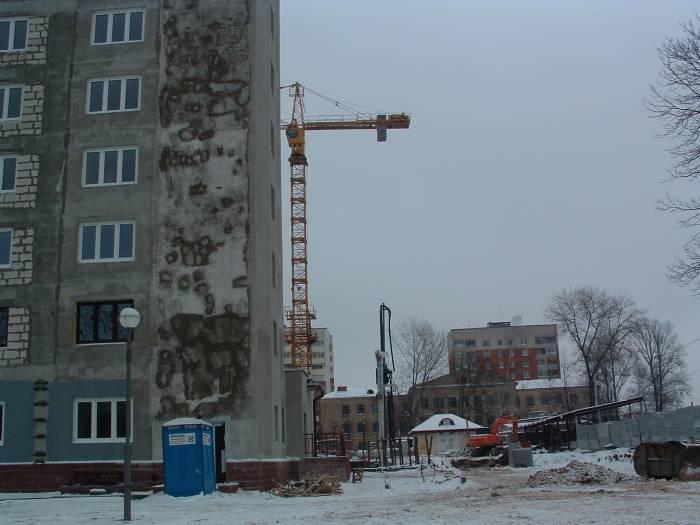От былого пустыря ничего не осталось. Фото Дарьи Максименко