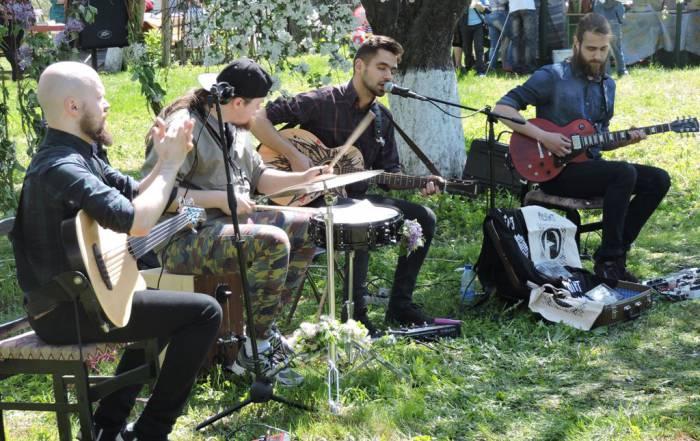 Группа Re1ikt не в первый раз приедет в Витебск. В мае они уже выступали в Зароново. Фото Саши Май