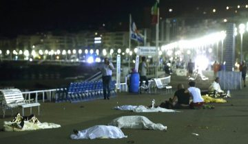 Английская набережная Ниццы после теракта. Фото rbc.ua