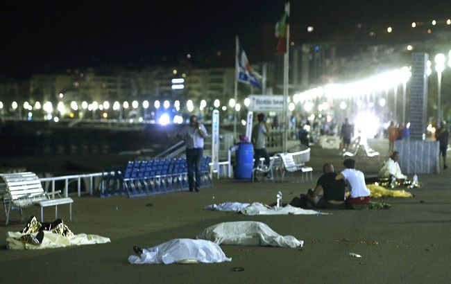 После теракта. Фото rbc.ua