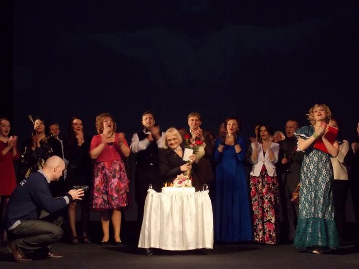 Окружная, театр, Витебск, юбилей