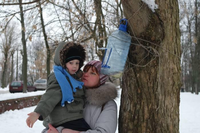 Детям важно общатться с природой, а наблюдать за птицами так интересно! Фото Анастасии Вереск