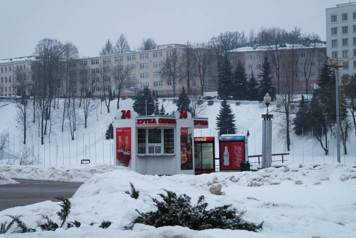 """""""Хутка-смачна"""" - на страже любви к Родине. Фото Анастасии Вереск"""