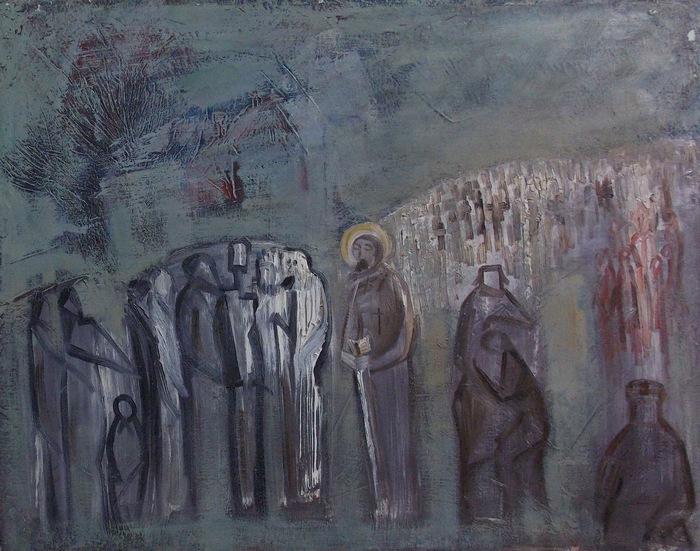 Чукин, живопись, эсхатология, мистицизм, искусство, Корженевский