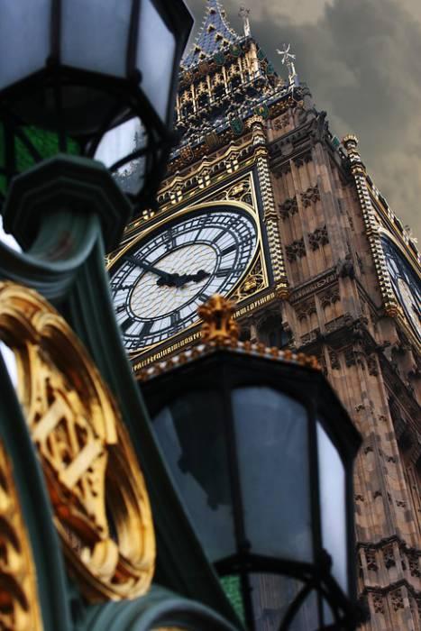 В защиту Лондона (от дождливых нападок)
