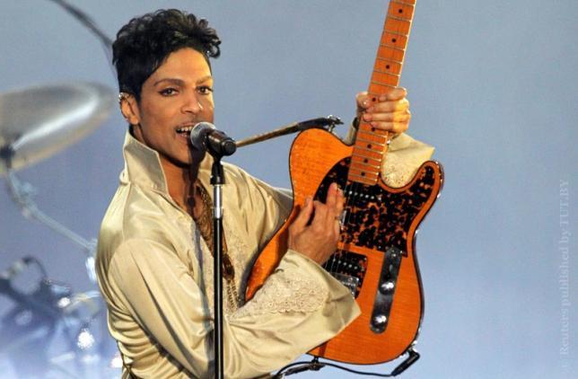Prince. Фото: Reuters
