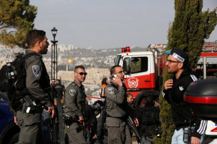 теракт Израиль