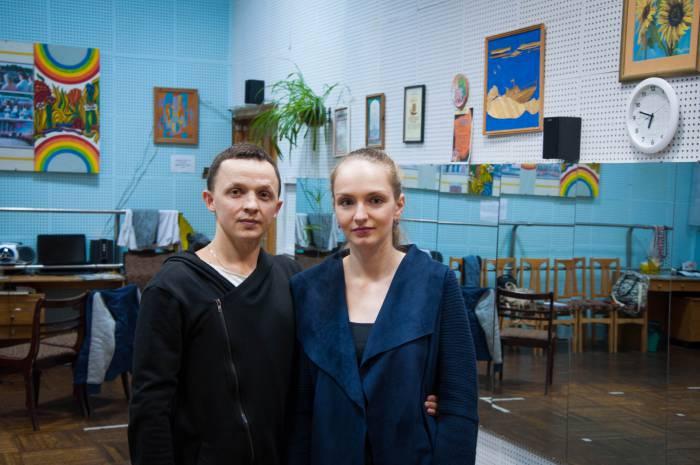Андрей и Марина Бутер. Фото Анастасии Вереск