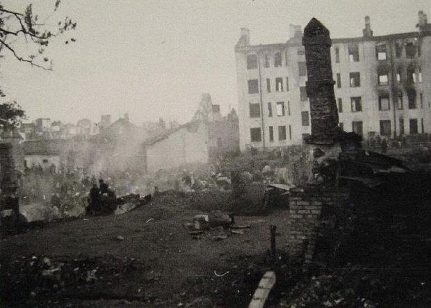Витебское гетто. 1941 год. Источник «Таямніцы Віцебска»