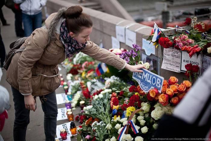мемориал Немцов