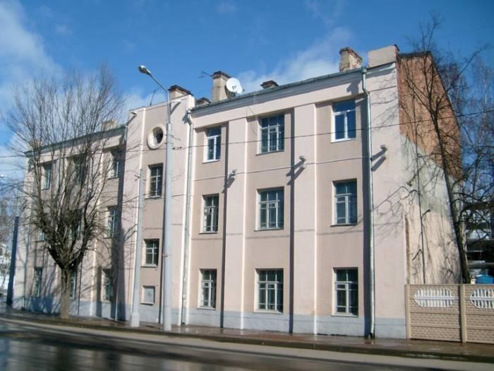 Дом №2 по улице Калинина в 2012 году
