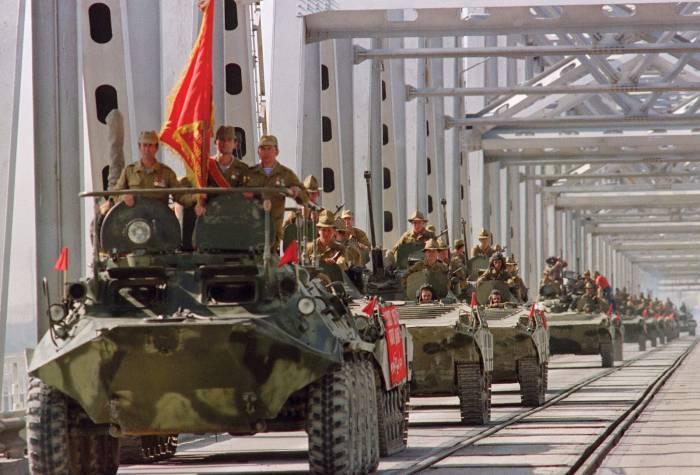 Афганистан вывод войск