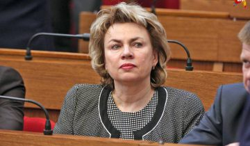 Марианна Щеткина, Министр труда и социальной защиты РБ. Фото: kp.by