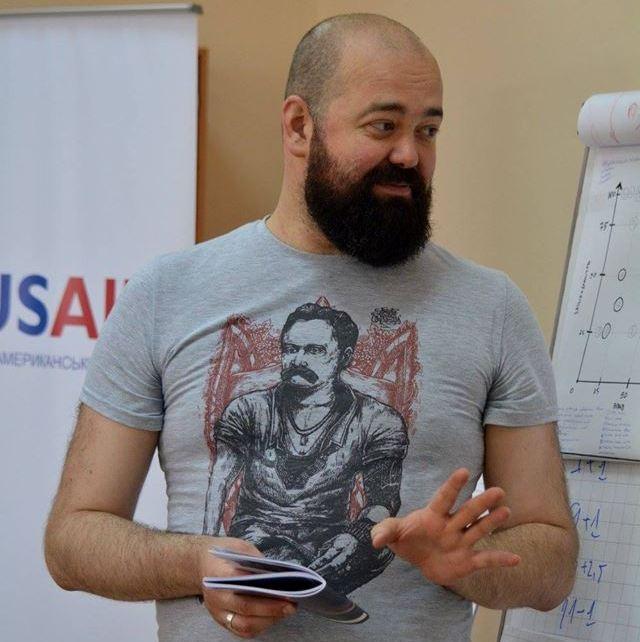 Денис Блощинский. Фото