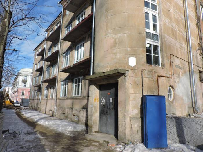 витебск, дом-коммуна, капитальный ремонт