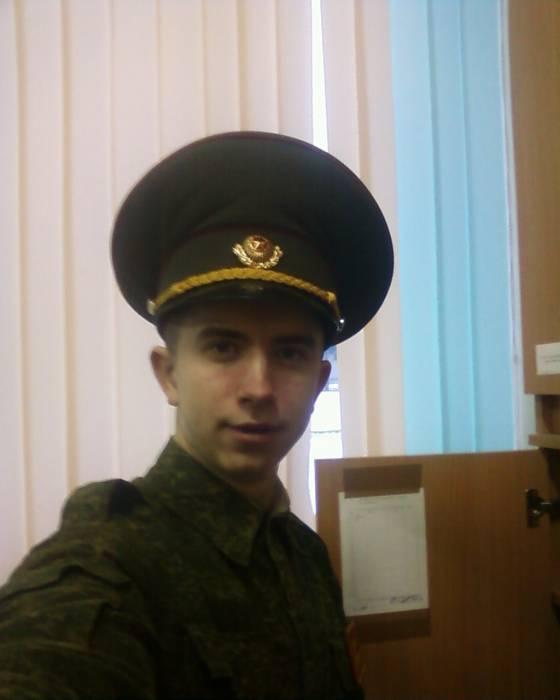 Дмитрий Бадах: на страже Отечества. Фото из социальных сетей