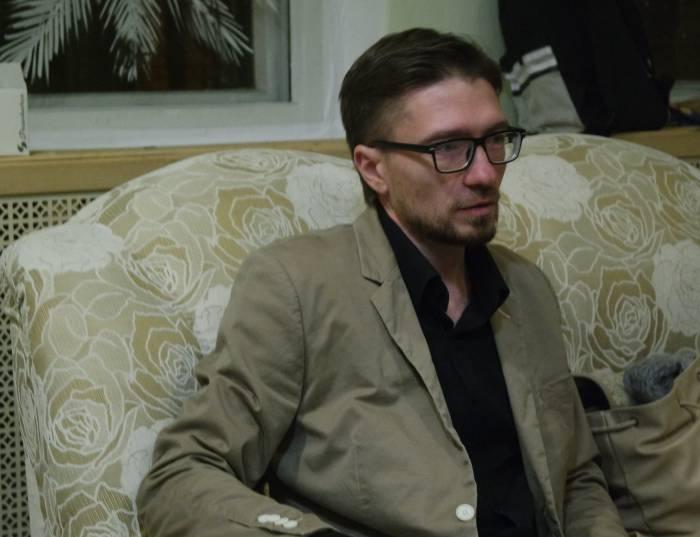 Павел Монко. Фото Анастасии Вереск