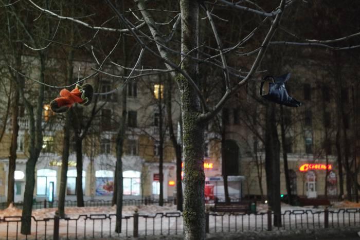 Утепляемся к морозам. Фото Анастасии Вереск
