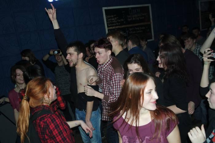 Публика в восторге. Фото Анастасии Вереск